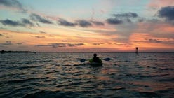 Kayak torchlight tours are hosted by Pensacola Paddlesport now through Oct. 28.