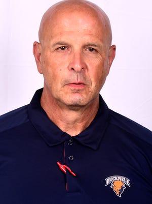 Joe Susan is the head football coach at Bucknell University.