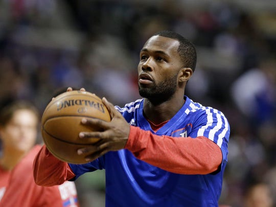 Rodney Stuckey joins the Pacers in efforts to offset the loss of Lance Stephenson.