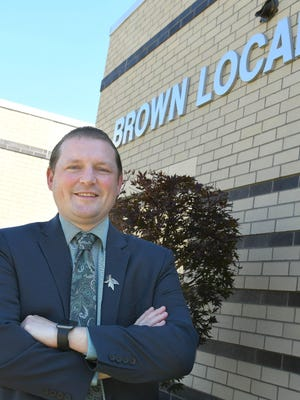 Brown Local Schools Superintendent Mark Scott.