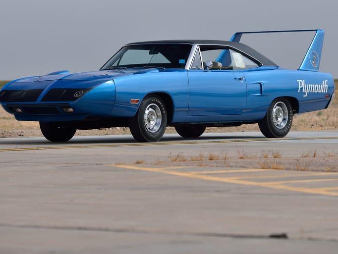 This Plymouth Superbird is going on the Mecum auction