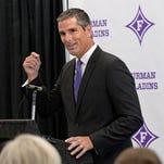 Furman has named Wake Forest's Mike Buddie as new AD