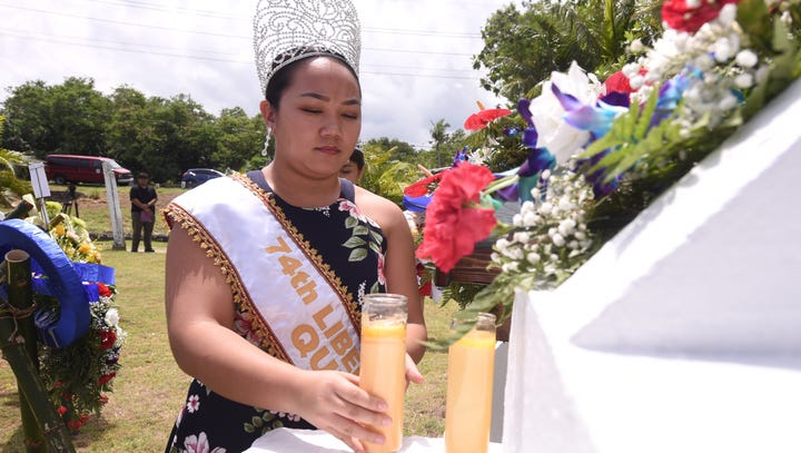 A memorial service was held on Thursday, July 19, 2018