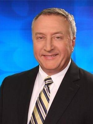 Publicity shot for Fox 17 morning meteorologist Craig Edwards