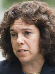 Assistant Vermont Attorney General Megan Shafritz in 2015.