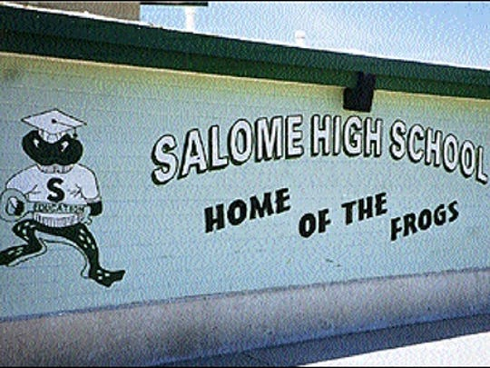 Small school Salome has a particularly unique nickname