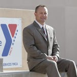 """Command Sgt. Maj. Tedd """"Joe"""" Pritchard retired from the Army after 29 years and now heads the Armed Services YMCA at Fort Bliss."""