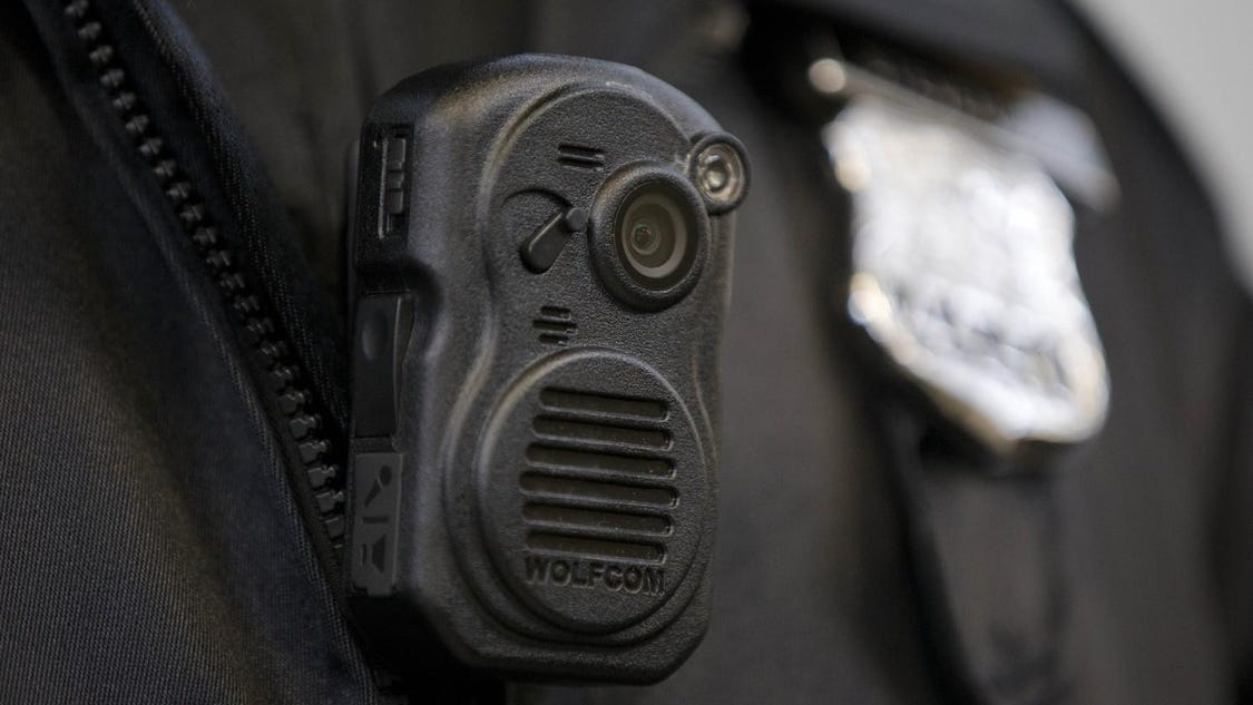 Grand Rapids buys body cameras for some off-duty police - The Detroit News