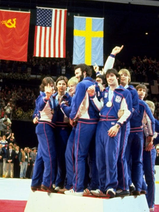 Talented 1980 Olympic Team Didn't Need Miracles