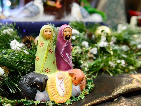 The Wonder of Christmas nativity display will be at