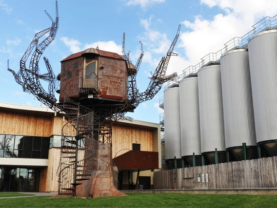 5. Dogfish Head Craft Brewery