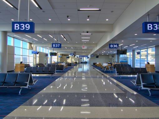 Dallas Fort Worth Unveils 10 Gate Terminal B Expansion
