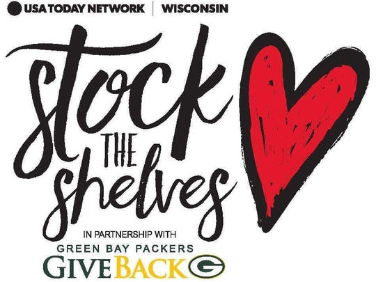 The B.A. & Esther Greenheck Foundation in Wausau will match $25,000 in donations to Stock the Shelves this year.