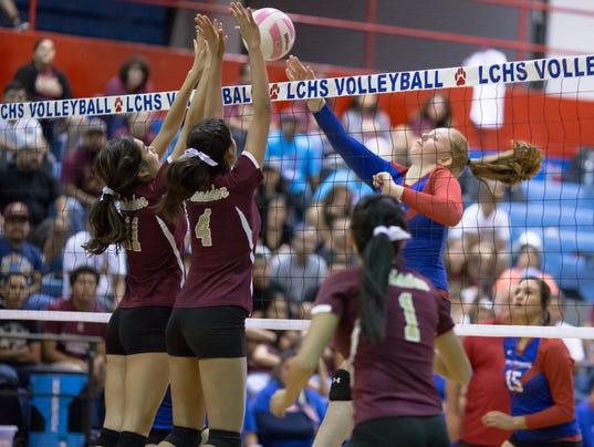 LCHS volleyball