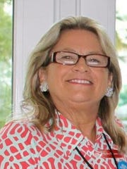Becky Bruner, owner of a used-furniture store, is seeking
