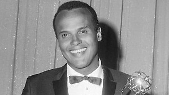 Harry Belafonte, who had already won a Tony Award on