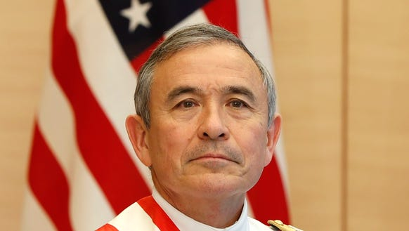 Admiral Harry Harris, Commander of the United States