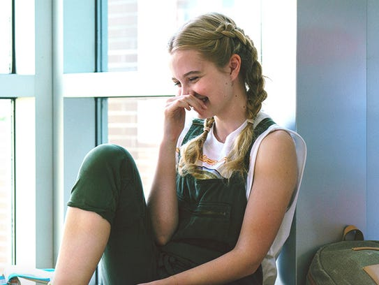 """""""Every Day,"""" starring Angourie Rice, is playing at"""