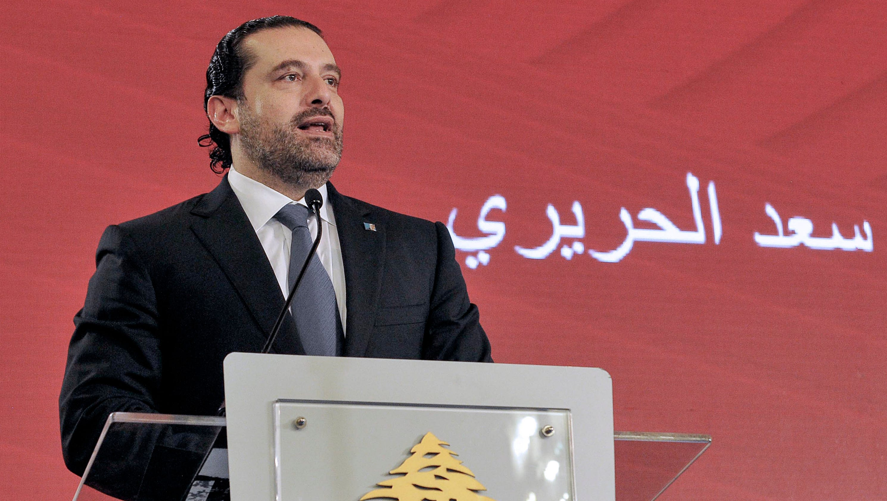 Lebanese prime minister resigns, suggesting fear of assassination