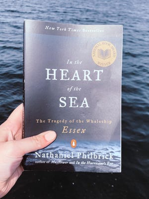 """The selection for this year's Big Read Lakeshore is """"In the Heart of the Sea"""" by Nathaniel Philbrick."""