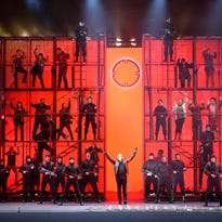 Tickets now on sale for U.S. premiere of 'The Wall' with music by Pink Floyd