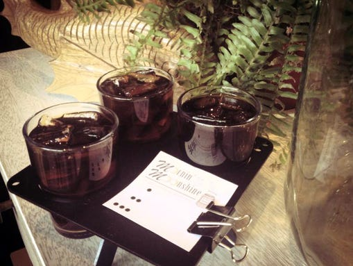 """25. Try """"Mornin' Moonshine"""" 