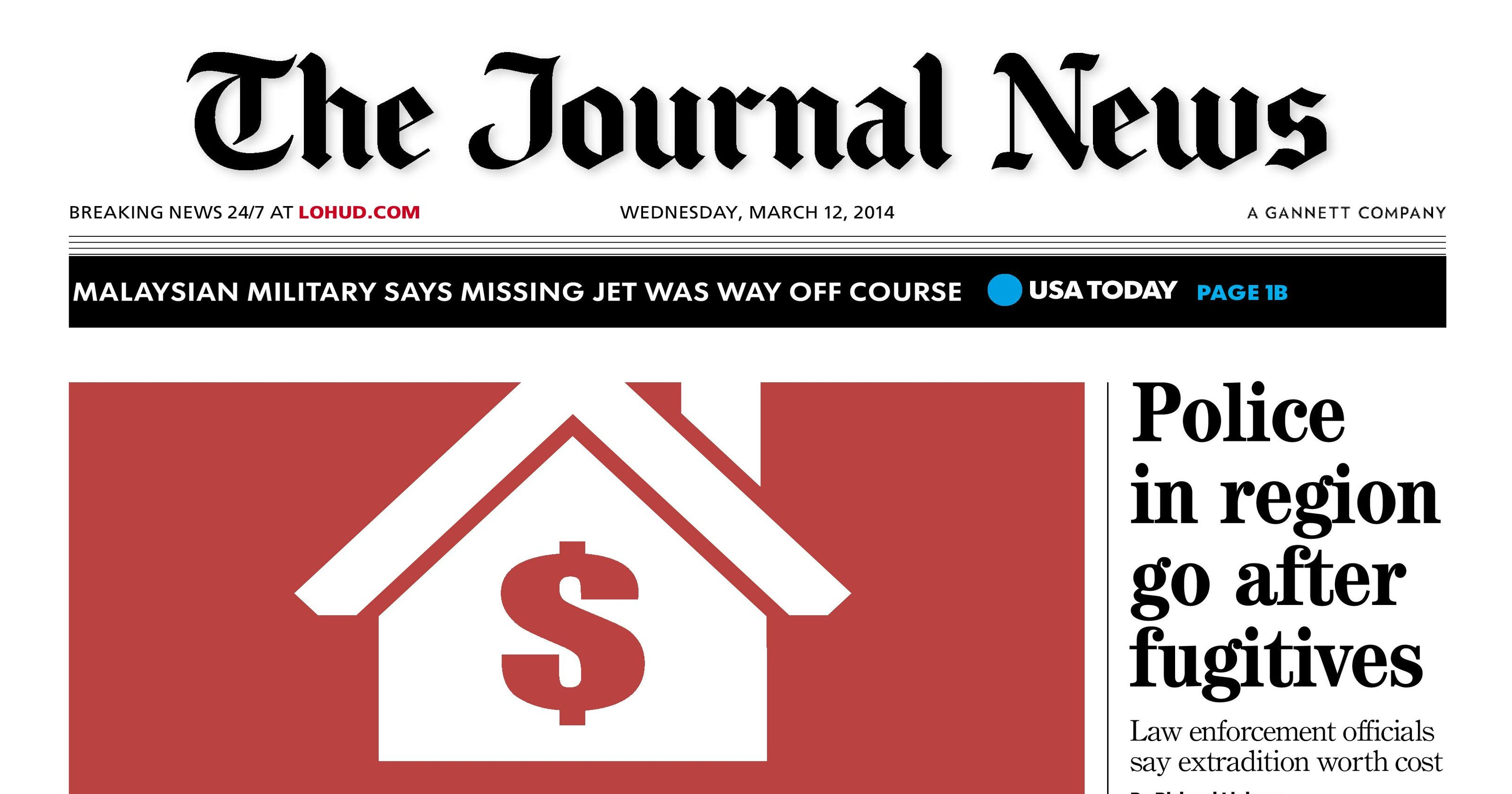 The Journal News (Westchester County, N Y ) (March 12, 2014)