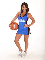 HHS grad Savanna Read has been performing with the L.A. Clippers dance squad.
