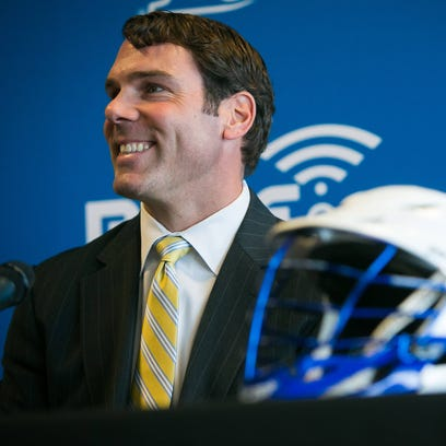 Former Cornell coach DeLuca to guide Delaware men's lacrosse