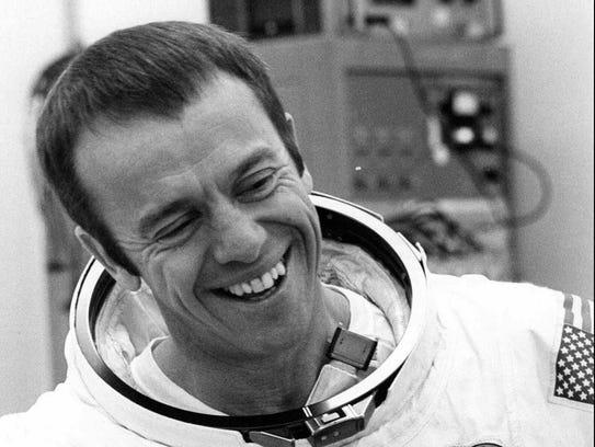 Alan Shepard, Jr.