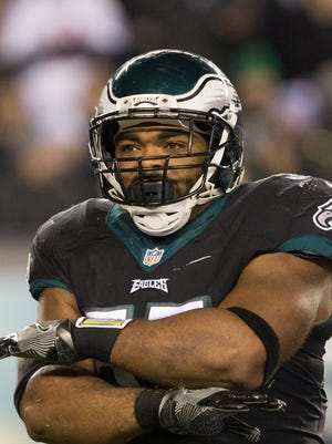 Former Michigan star Brandon Graham will play in his first Super Bowl on Sunday