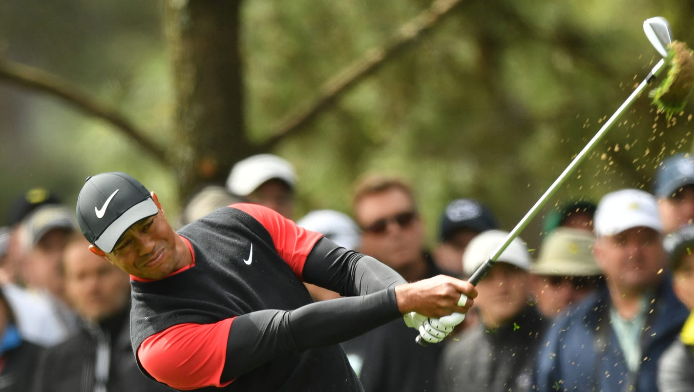 It's official: Tiger Woods will play in U.S. Open at Shinnecock Hills in June