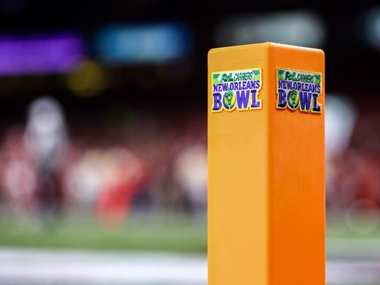 The Sun Belt Conference will maintain its longstanding ties to the R+L New Orleans Bowl. The conference's new bowl tie-ins do not guarantee the Sun Belt champion will play in the New Orleans Bowl.