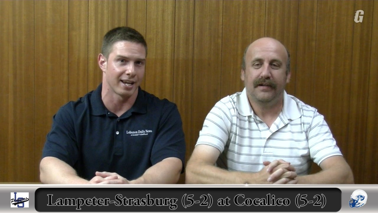L-L Football Preview Show: Week 8