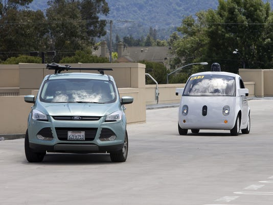 Google's new self-driving cars to hit the streets