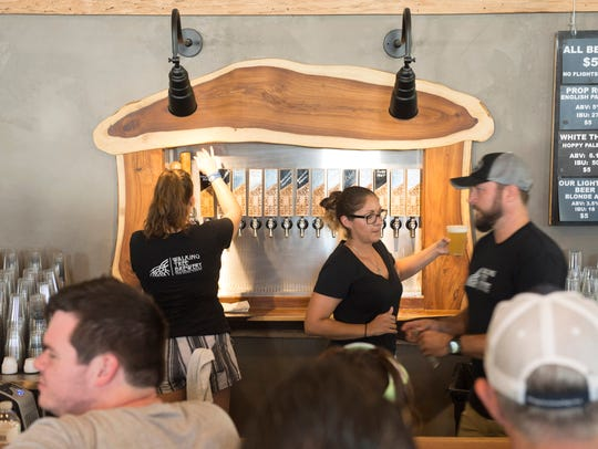 Walking Tree Brewery's Two-Year Anniversary Party is noon to 10 p.m. Saturday at 3209 Dodger Road in Vero Beach.