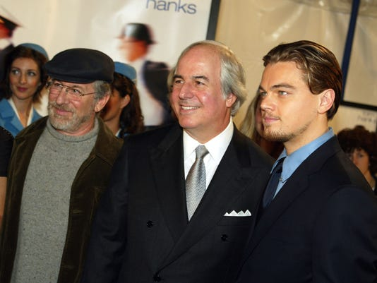 Catch Me If You Can Premiere