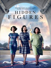 """""""Hidden Figures"""" is about the work of three African American women who were engineers at NASA during the space race."""