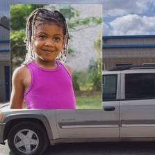 Police are searching for missing 4-year-old T'yanna Elisa Davis