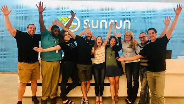 "Sunrun employees enjoy ""human-centric"" culture"