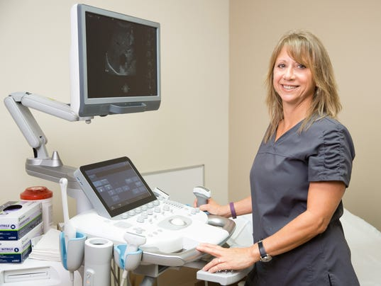 Health pro: Sonographer found calling early in career