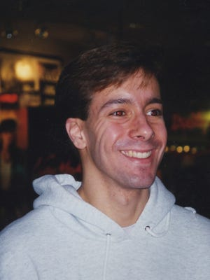 Ray Adams (pictured during the mid-1990s) pleaded no contest in 2014 to two counts of lewd and lascivious molestation. He received a 15-year sentence, which he is serving at the same time as his 20-year federal sentence for attempting to receive child pornography.