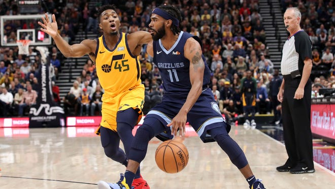 Here are five takeaways from the Utah Jazz acquisition of Memphis Grizzlies PG Mike Conley.