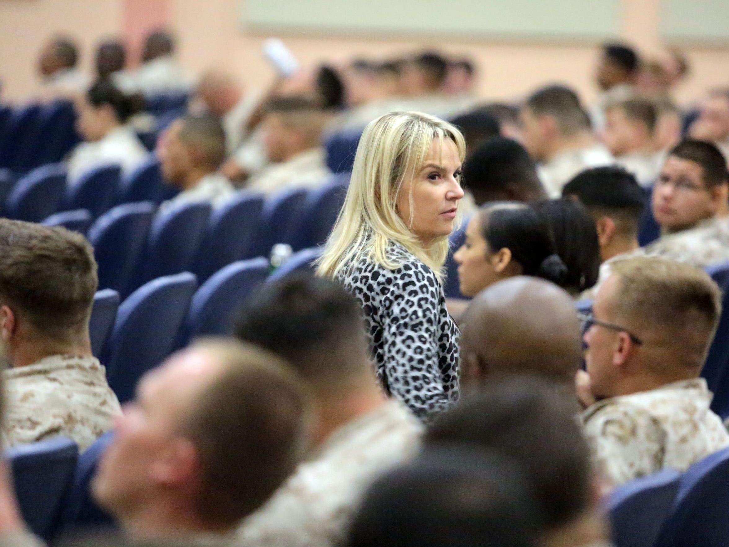 TDS Marine Briefing 0417018.JPG