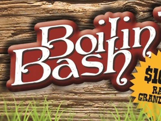 Boilin' Bash ticket holders enjoy a Louisiana Extravaganza