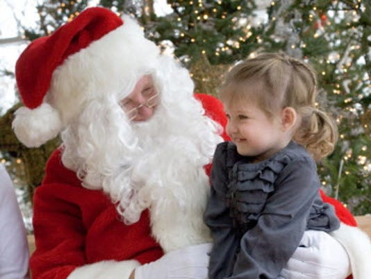Milwaukee County Zoo breakfast with Santa