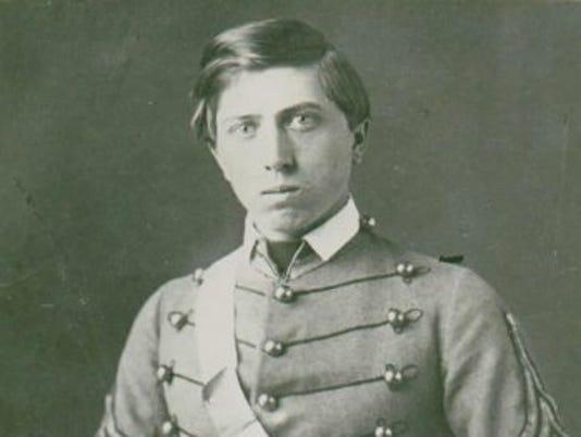 Lt. Alonzo Cushing