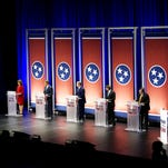 2018 Tennessee governor's race forums