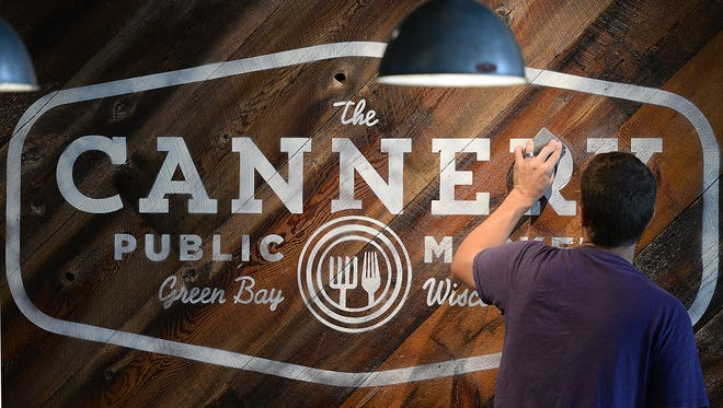 The Cannery Public Market on Broadway in Green Bay is open as part of the renaissance along North Broadway.