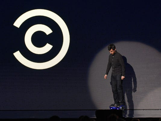 Comedy Central Live 2016 Upfront - Presentation